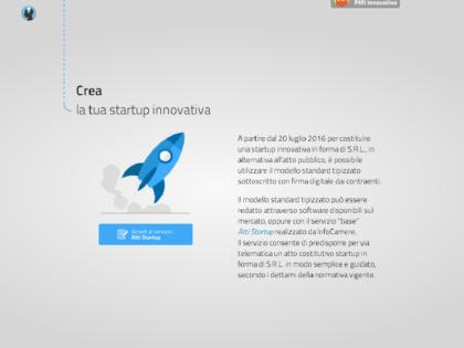 #Startup senza notaio – Attiva la procedura su Registro Imprese