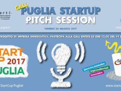 Al via il Puglia Startup Pitch Session 2017 – Domande entro il 19 maggio