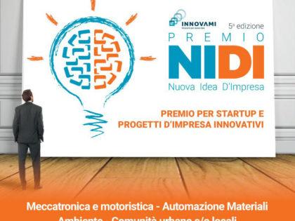 Premio NIDI 2017  – In palio 26 mila euro per startup e idee d'impresa