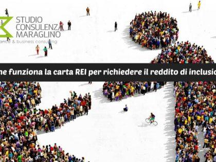 Ecco come funziona la carta REI per richiedere il reddito di inclusione 2018