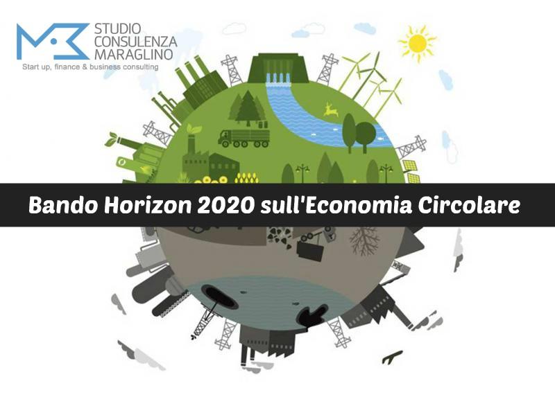 Bando Horizon 2020 sull'Economia Circolare