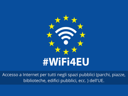 Come intercettare contributi europei per installare wifi nei comuni